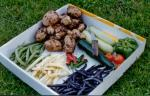 Garden Produce from summer 2002