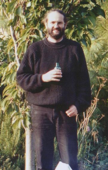 Me, summer 2001