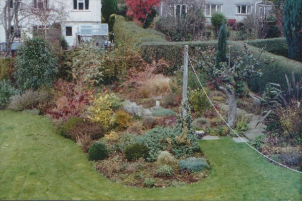 Mums back garden in Tavistock, the other side.