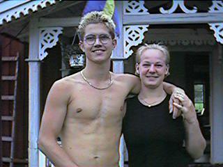 Erik and Sara